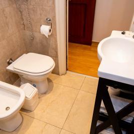 Toilet Hotel Bristol Buenos Aires