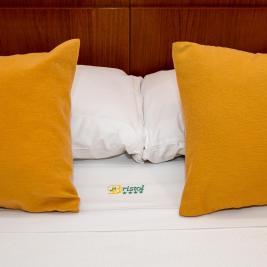 Comfortable cushions Hotel Bristol
