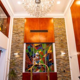 Entrance Hotel Bristol Buenos Aires