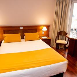 Double room Hotel Bristol Buenos Aires