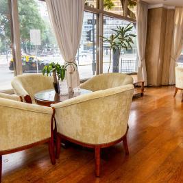 Hall Hotel Bristol Buenos Aires